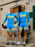 Hot Euro sports men in lycra 18